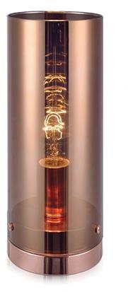 Lampa stołowa STORM 12cm miedź 106078 - Markslojd  Napisz lub Zadzwoń - Otrzymasz kupon zniżkowy