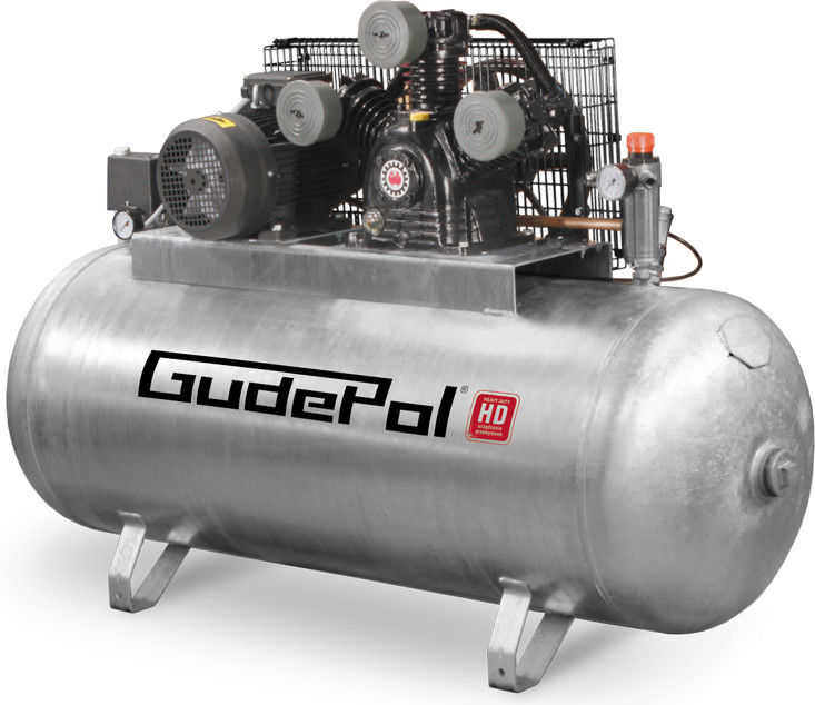Sprężarka tłokowa Gudepol HD 50/270/700