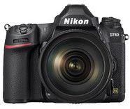 Nikon D780 Body Czarny + AF-S 24-120 f/4G ED VR + Sandisk SDHC 64GB