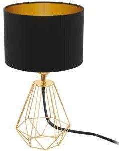 CARLTON 2 LAMPA STOŁOWA VINTAGE 95788 EGLO