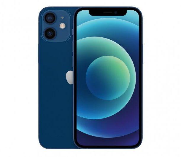 Apple iPhone 12 Mini 64GB Niebieski/Blue MGE13PM/A