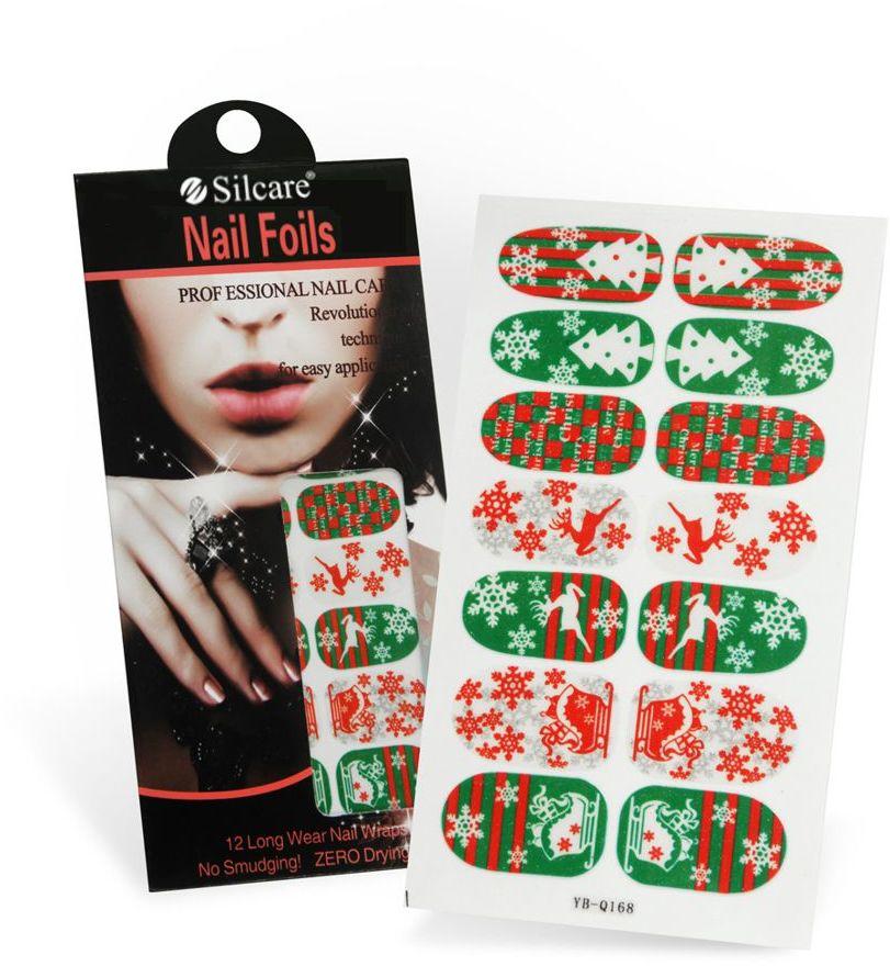 Naklejki na paznokcie Świąteczne (błyskawiczne)