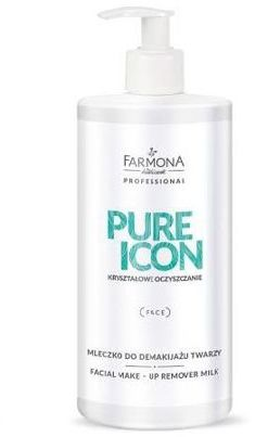 Farmona PURE ICON Mleczko Do Demakijażu 500ml