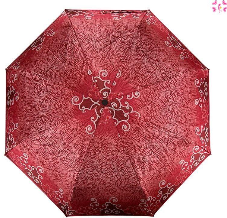 Parasolka automatyczna Doppler Big Carbon Red