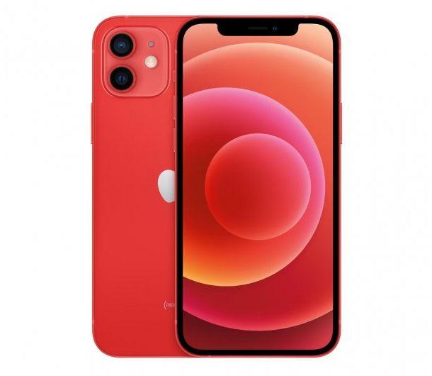 Apple iPhone 12 Mini 128GB Czerwony/Red MGE53PM/A