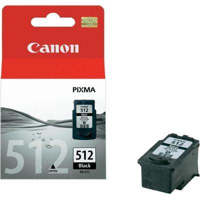 Tusz Oryginalny Canon PG-512 (2969B001) (Czarny) - DARMOWA DOSTAWA w 24h