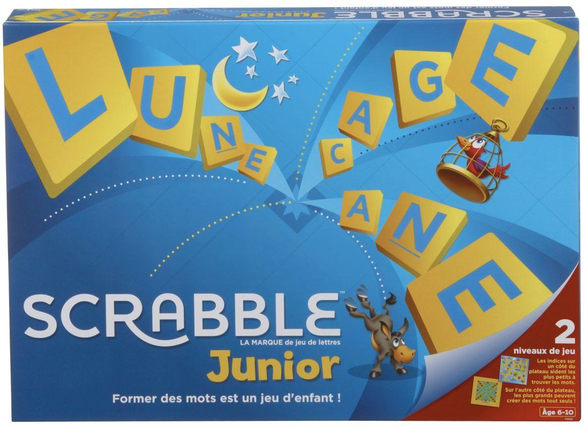 Scrabble  gra refleksyjna, wersja francuska