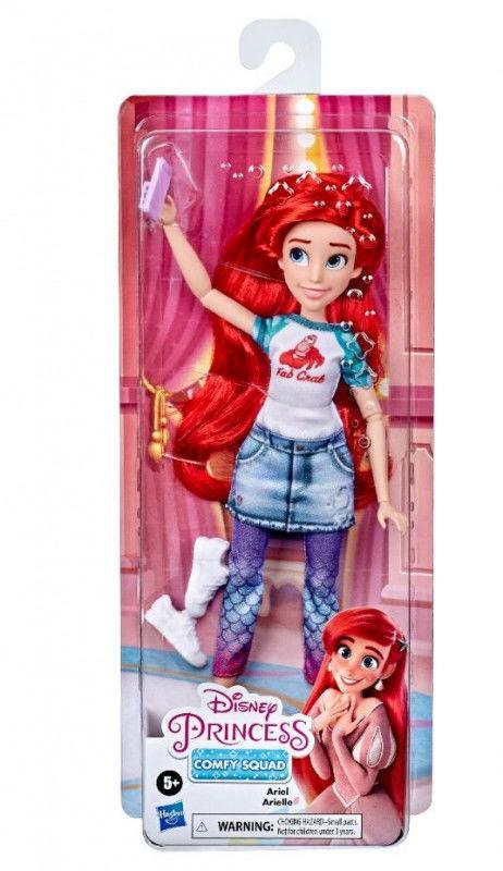 Lalka Disney Princess Comfy Ariel
