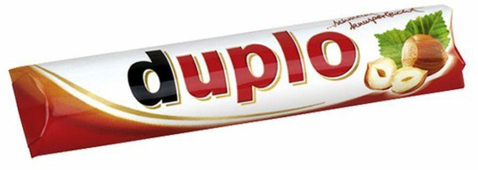 Batoniki Ferrero Duplo Mleczna Czekolada 1 SZT.