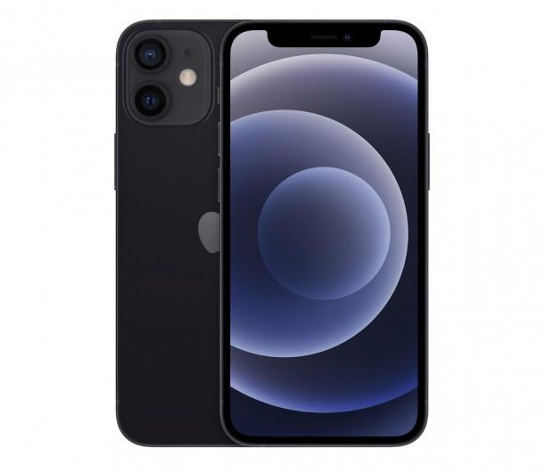 Apple iPhone 12 Mini 128GB Czarny/Black MGE33PM/A