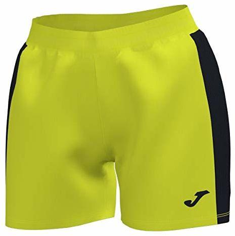 Joma Maxi spodnie damskie L neonowy żółty/czarny