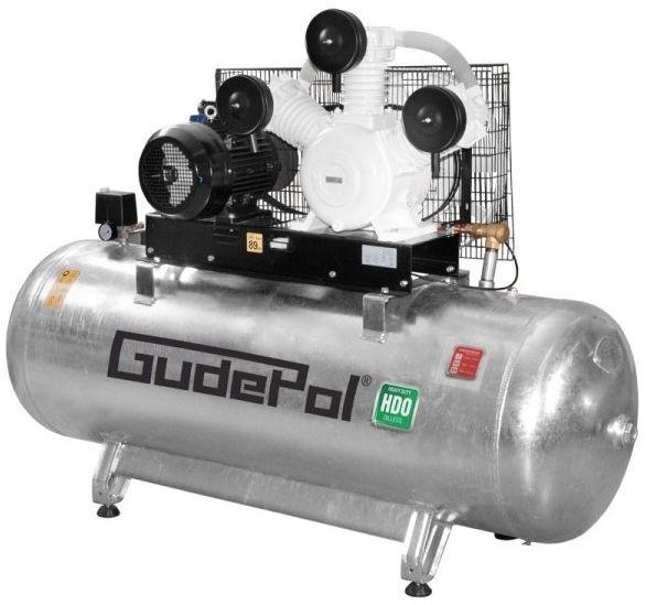 Sprężarka tłokowa Gudepol HDO 100/500/1150 (bezolejowa)