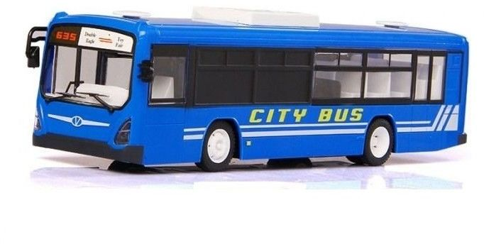 Autobus - Niebieski
