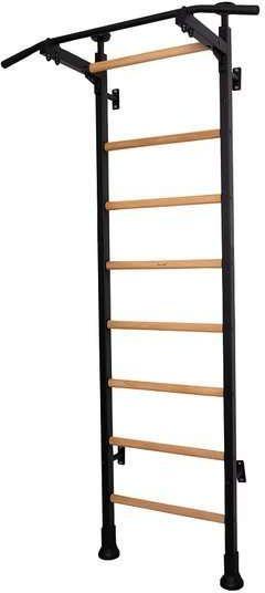 Drabinka gimnastyczna drewniana z metalowymi profilami 511 BenchK 230 x 67 cm - BenchK-511
