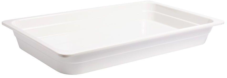Pojemnik GN 1/1, gł. 6,5 cm z melaminy