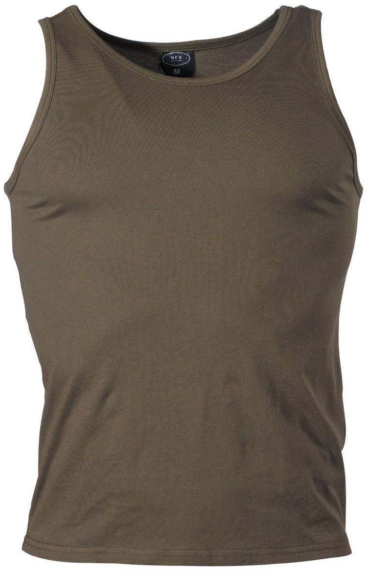 Koszulka MFH Tank-Top - od green (00153B)