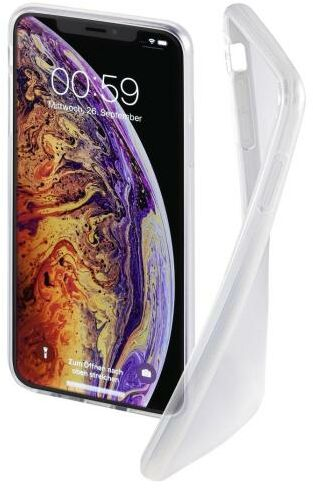 Hama Crystal Clear Cover iPhone Xs Max