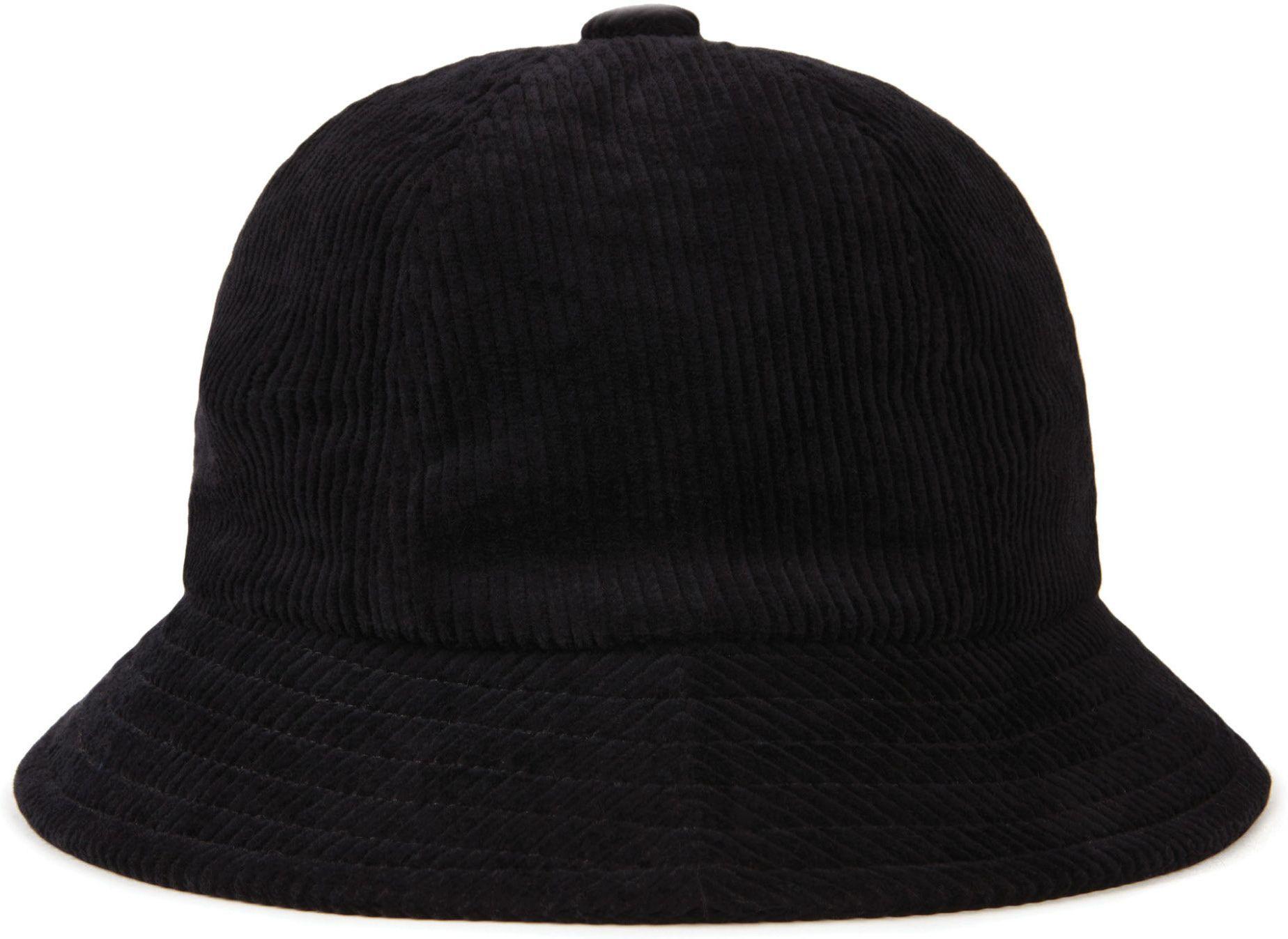 kapelusz BRIXTON ESSEX BUCKET HAT Black