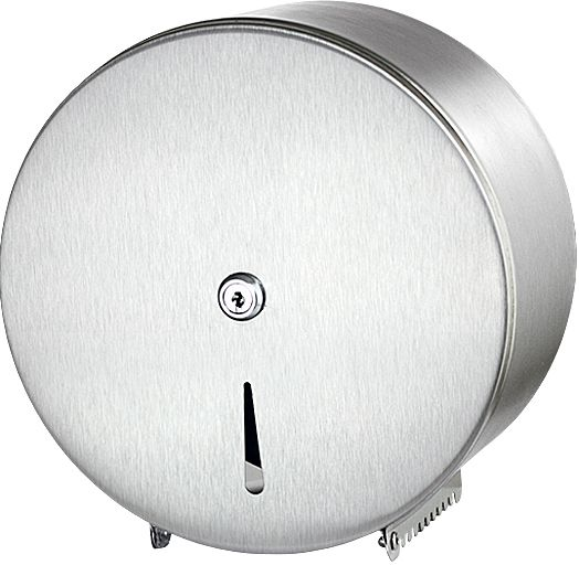 Pojemnik na papier toaletowy STEEL Metalowy pojemnik na papier toaletowy