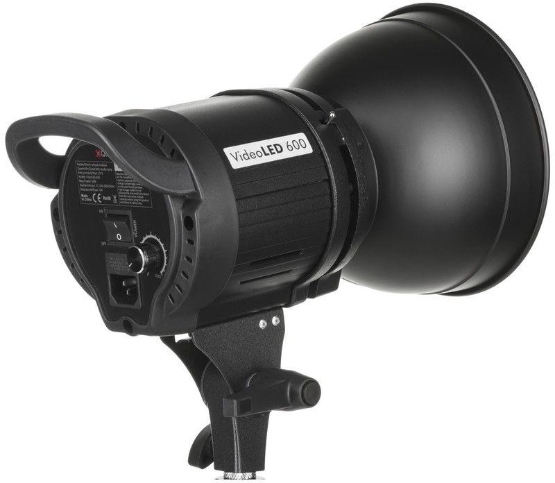 Quadralite VideoLed 600 lampa światła ciągłego
