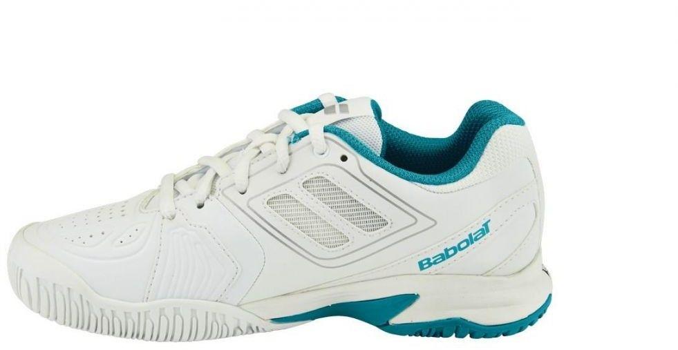 Babolat Propulse Team Junior - white/blue