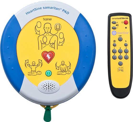 Defibrylator szkoleniowy Samaritan PAD