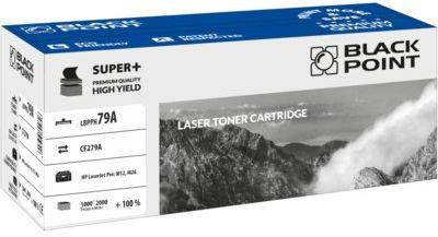 Toner BLACK POINT LBPPH79A