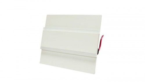 Oprawa schodowa 1,2W 12V biała zimna Keiro biała