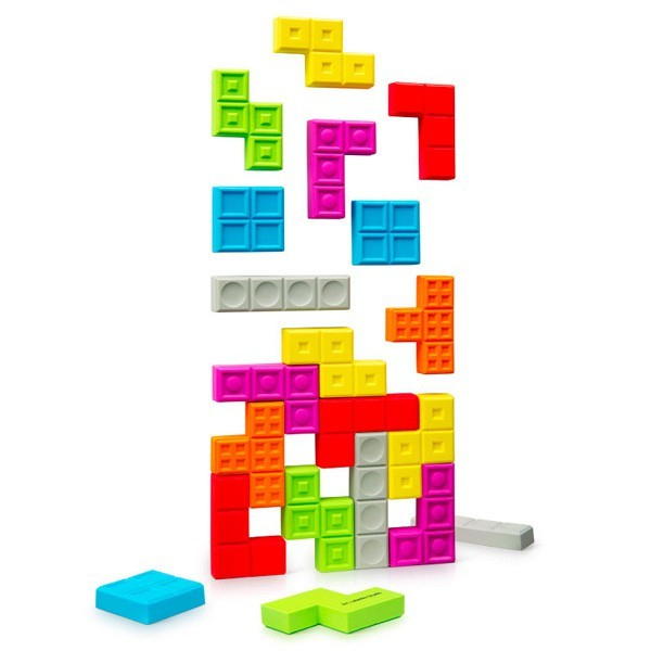 Tetris  magnesy na lodówkę  Tetrious