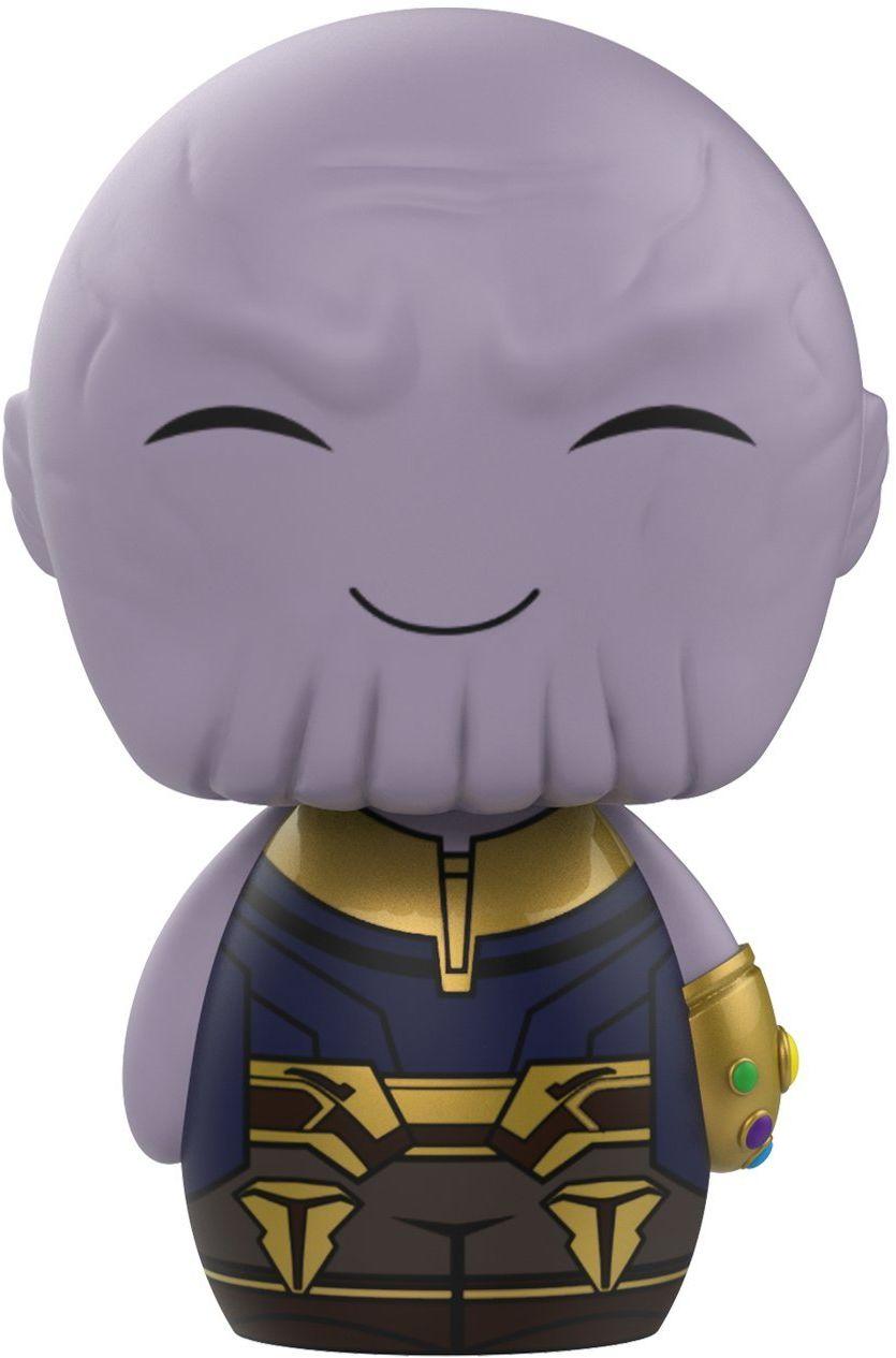 Funko 26480 Avengers wojna nieskończoności 26480 Avengers Dorbz figurka Marvel Thanos, wielokolorowa
