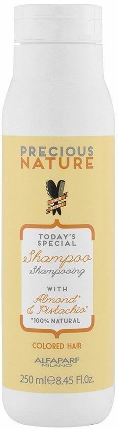 Alfaparf Precious Nature szampon do włosów farbowanych 250ml