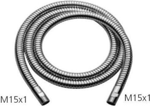 Tres wąż wannowy 150 m chrom 91.34.731 Darmowa dostawa