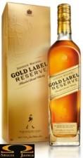 Whisky Johnnie Walker Gold Label Reserve 0,7l