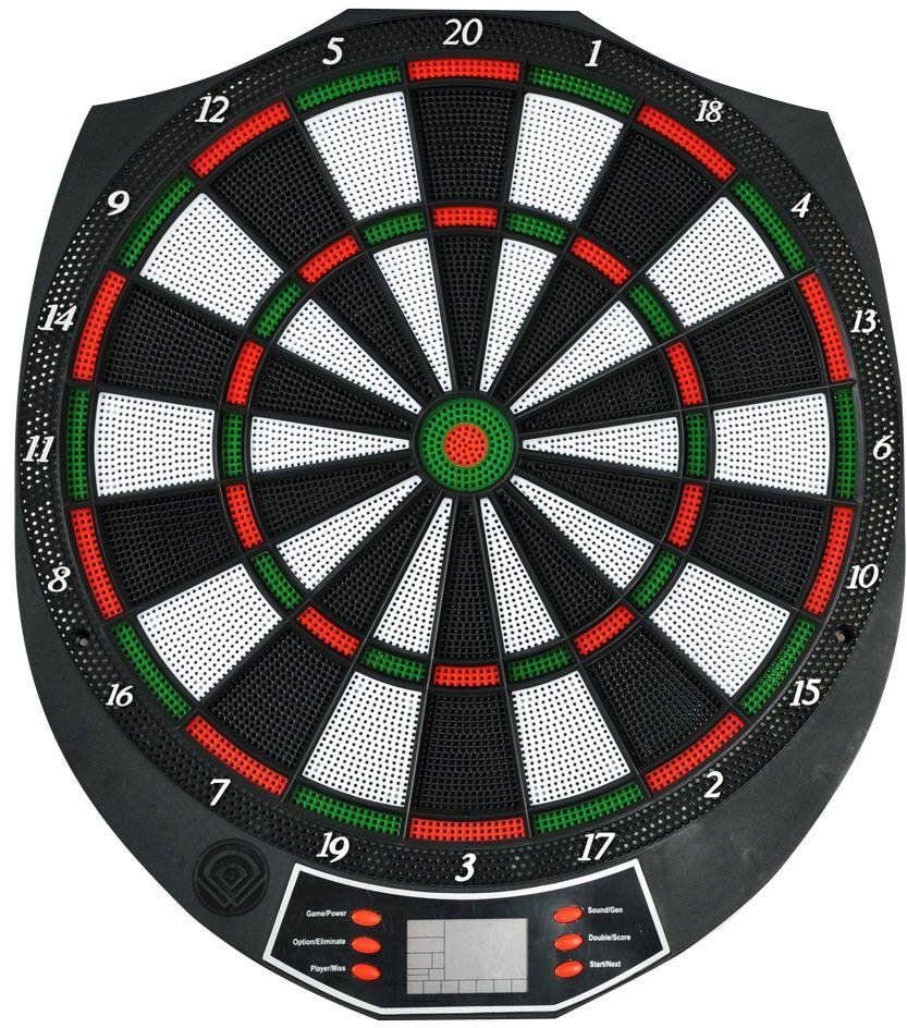 Elektroniczna tarcza do gry w lotki WORKER WJ200 dart