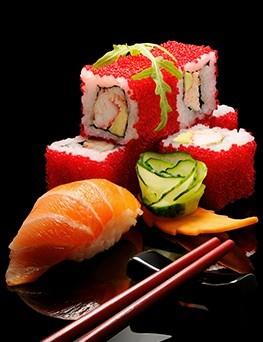 Kurs sushi dla dwojga w Poznaniu