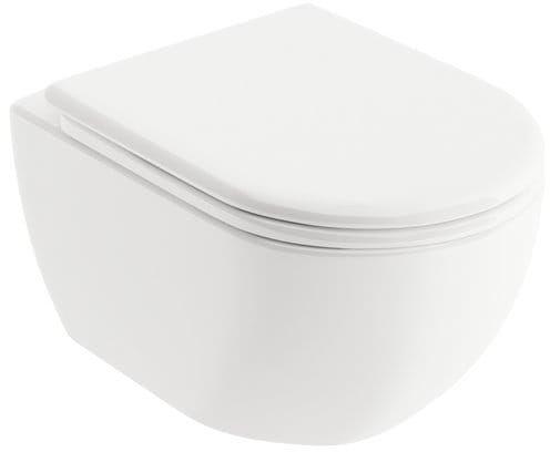 Ravak miska ceramiczna wisząca WC Uni Chrome RimOff X01535