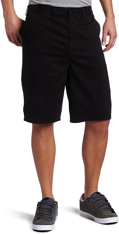 DC Shoes Męskie szorty trekkingowe DC Chino czarny czarny 32