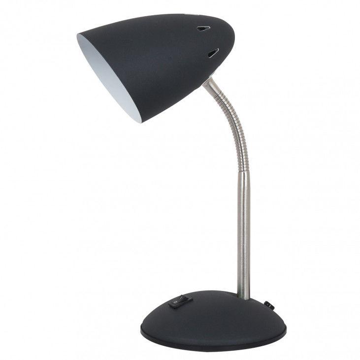 Lampa biurkowa Cosmic MT-HN2013-B+S.NICK czarna lampka na biurko