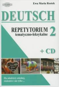 Deutsch 2-repetytorium tematyczno-leksykalne+CD