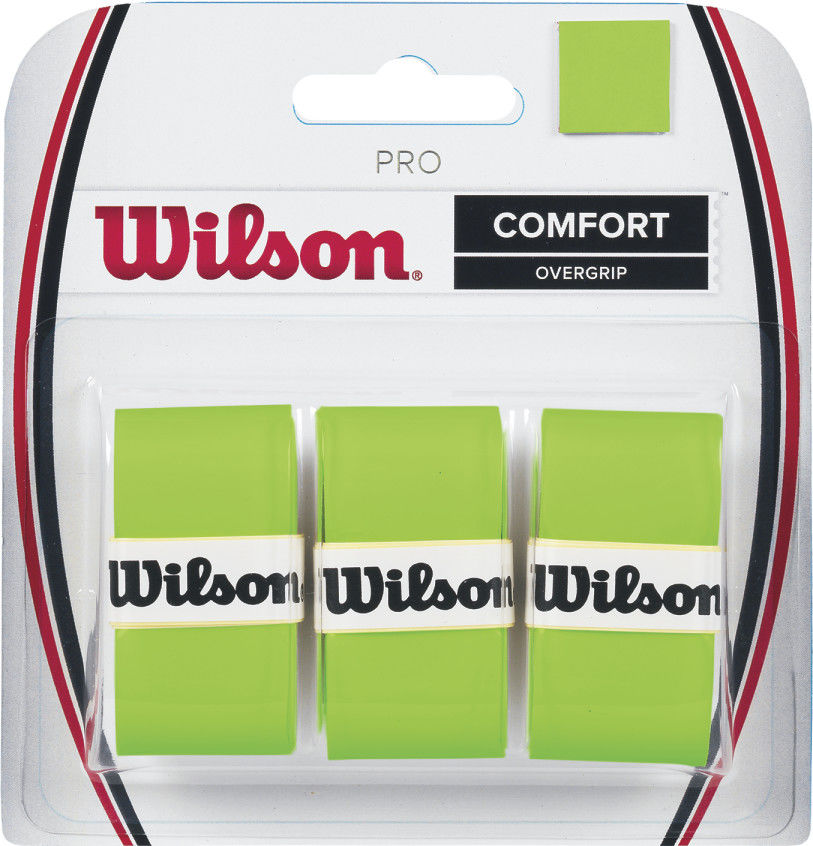 Wilson Wilson Blade Pro Comfort (3 szt.) - green WRZ470810-GR