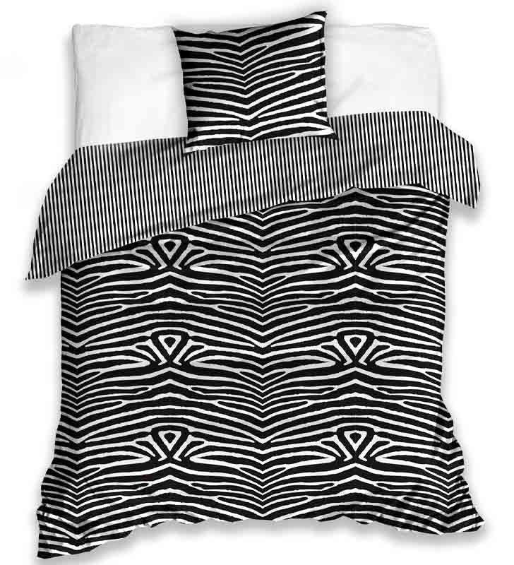 Bawełniana Pościel Zebra ROT163034