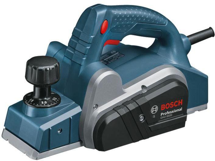 BOSCH STRUG 650W 82mm/0-2,6 mm GHO 6500