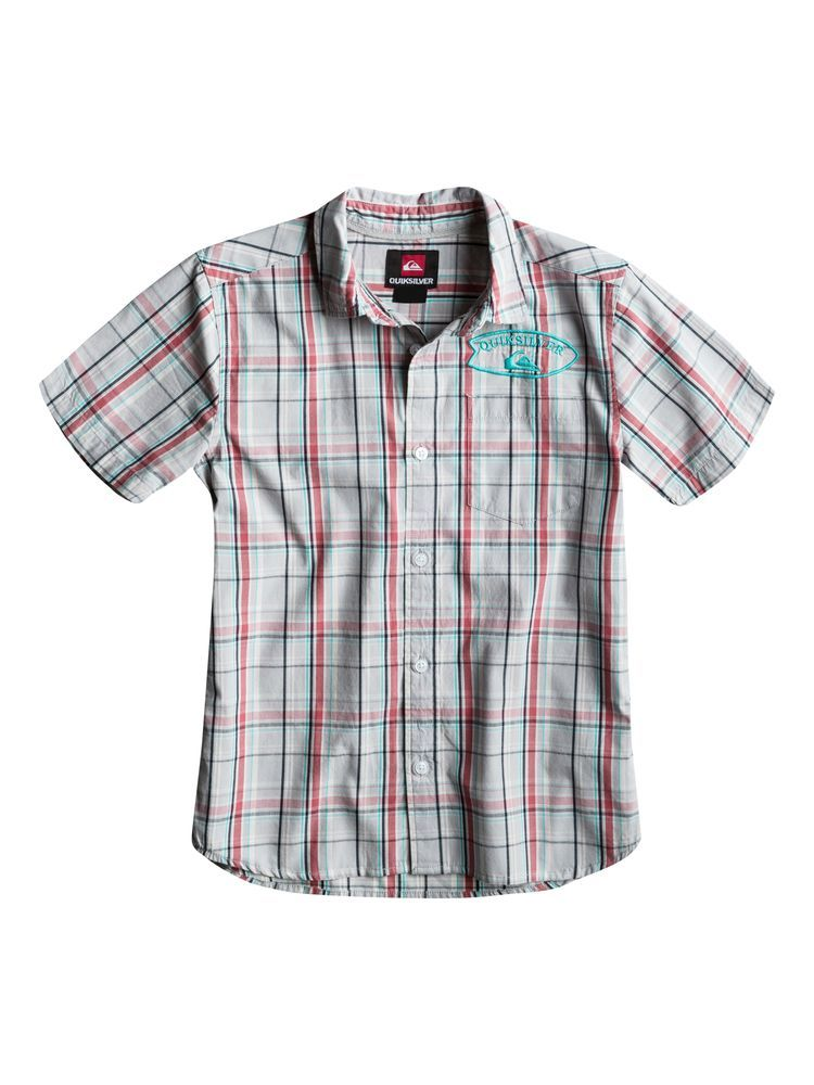 koszula dziecięca QUIKSILVER HONKY TONK SS YOUTH SGR0