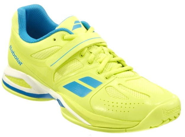 Babolat Propulse All Court - yellow/blue
