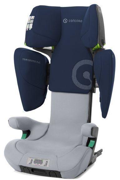 Concord transformer iplus whale-blue fotelik 15-36 kg twinfix + mata gratis!