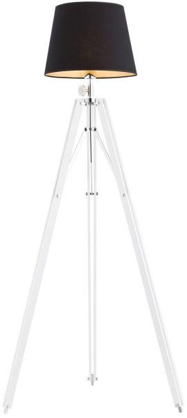 Lampa podłogowa Aster 3420 Argon nowoczesna oprawa stojąca w kolorze białym