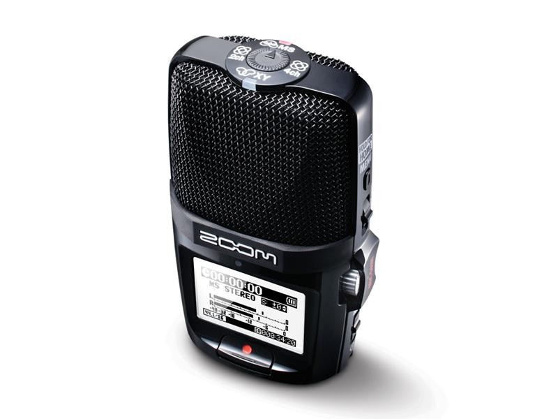 Zoom H2n - przenośny rejestrator cyfrowy audio Zoom H2n - przenośny rejestrator cyfrowy audio
