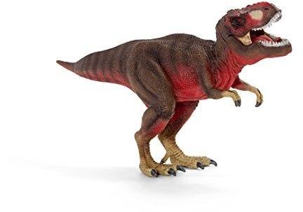 Schleich Tyrannozaurus Rex czerwony 72068