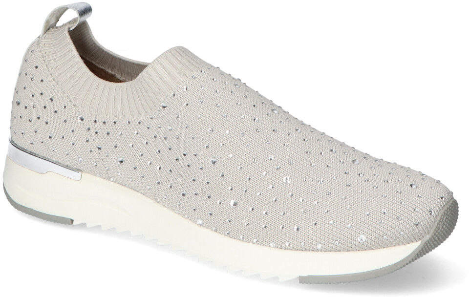 Sneakersy Caprice 9-24700-26 Szare cyrkonie