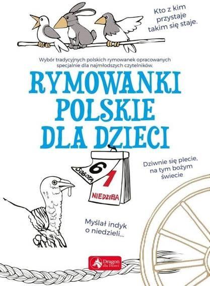 Rymowanki polskie dla dzieci - praca zbiorowa